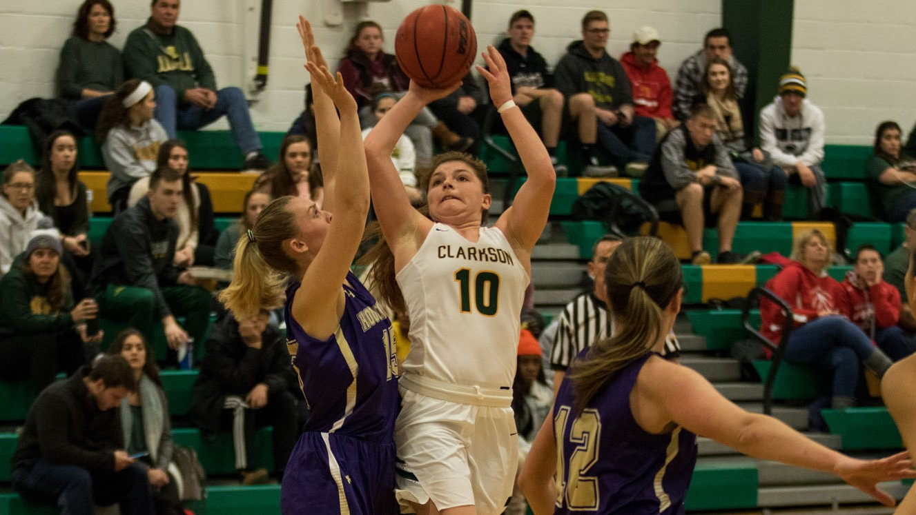 Cu womens basketball preview at ithacaunion 29 10 clarkson sheamadison201718vsslu publicscrutiny Choice Image