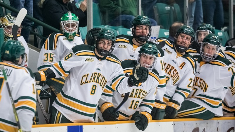 Newcomers to Add Talent and Depth to Clarkson Hockey Lineup